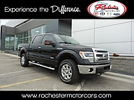 2014 Ford F-150 XLT 4 New Tires  and Leather Seats Rochester MN