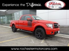 2013 Ford F-150 FX4 Leather Rochester MN