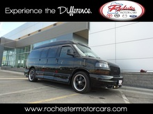 2012 GMC Savana G1500 Upfitter w/Waldoch High Top, AWD, Dual Panel Moonroof, Leat Rochester MN