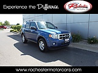 2009 Ford Escape XLT Leather Sunroof Rochester MN