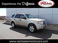 2010 Ford Escape XLT Sunroof Rochester MN