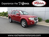 2010 Ford Escape Limited Leather Sunroof Rochester MN
