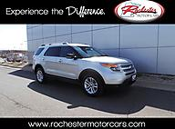 2011 Ford Explorer XLT Leather Rochester MN