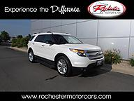 2011 Ford Explorer XLT Navigation Leather Rochester MN