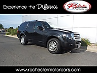 2013 Ford Expedition Limited Navigation Leather Sunroof Rochester MN