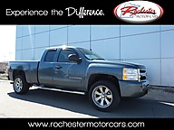 2011 Chevrolet Silverado 1500 LS 4WD Auxiliary Input Rochester MN