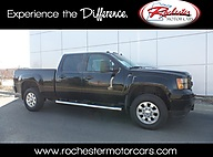 2012 GMC Sierra 3500HD Denali 4WD Leather Backup Camera Bluetooth Rochester MN