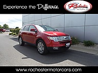 2010 Ford Edge Limited Navigation Sunroof Rochester MN