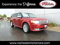 2009 Ford Flex Limited Leather Bluetooth Rochester MN