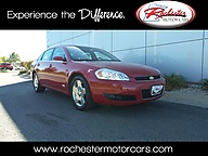 2007 Chevrolet Impala SS Leather Sunroof Rochester MN