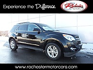 2013 Chevrolet Equinox LT 2LT Leather Backup Camera Bluetooth Rochester MN