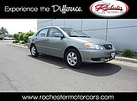 2004 Toyota Corolla LE Leather Sunroof Rochester MN