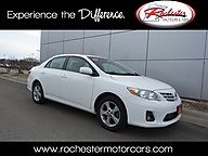 2013 Toyota Corolla LE Sunroof Bluetooth Rochester MN