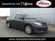 2013 Toyota Corolla LE Clearance Special Rochester MN