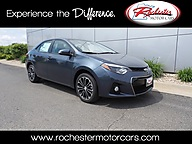 2015 Toyota Corolla S Plus Customized Rochester MN