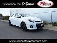 2016 Toyota Corolla S Special Edition Customized Rochester MN