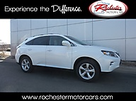 2013 Lexus RX 350 AWD Leather Navigation Backup Camera Rochester MN