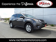 2014 Toyota RAV4 LE AWD Backup Camera Bluetooth Rochester MN