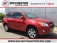 2012 Toyota RAV4 Limited 4WD Leather Backup Camera Rochester MN
