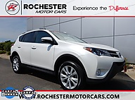 2014 Toyota RAV4 Limited Rochester MN