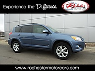 2011 Toyota RAV4 Limited 4WD Leather Backup Camera Bluetooth Rochester MN