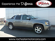 2007 Chevrolet Avalanche 1500 LT 4WD Leather Sunroof Backup Camera Rochester MN
