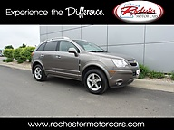2012 Chevrolet Captiva Sport LTZ AWD Leather Sunroof Bluetooth Rochester MN