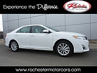 2014 Toyota Camry Hybrid XLE Backup Camera Bluetooth Rochester MN