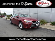 2016 Toyota Camry Hybrid LE Rochester MN