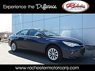 2015 Toyota Camry Hybrid LE Backup Camera Bluetooth Rochester MN
