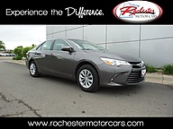 2015 Toyota Camry LE Backup Camera Bluetooth Rochester MN