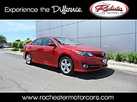 2013 Toyota Camry SE Bluetooth Rochester MN
