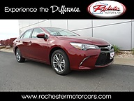2016 Toyota Camry SE Rochester MN