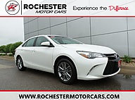 2015 Toyota Camry SE Rochester MN