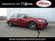 2015 Toyota Camry XSE Leather Backup Camera Bluetooth Remote Start Rochester MN