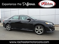 2012 Toyota Camry SE Limited Edition Navigation Bluetooth Sunroof Rochester MN