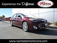 2015 Toyota Avalon Limited Rochester MN