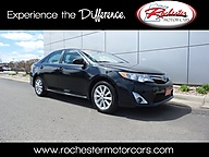 2014 Toyota Camry XLE V6 Leather Navigation Backup Camera Bluetooth Rochester MN