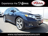 2015 Toyota Venza XLE AWD Navigation Leather Panoramic Sunroof Rochester MN
