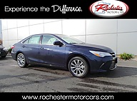 2015 Toyota Camry XLE Rochester MN