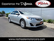 2014 Toyota Camry LE Backup Camera Bluetooth Rochester MN