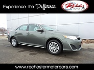 2014 Toyota Camry LE  Leather Backup Camera Bluetooth Rochester MN