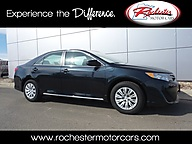 2012 Toyota Camry LE Bluetooth Rochester MN