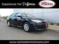 2012 Toyota Camry LE Bluetooth Sunroof Rochester MN