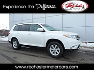 2013 Toyota Highlander SE AWD Leather Navigation Backup Camera Rochester MN