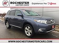 2013 Toyota Highlander Limited Rochester MN