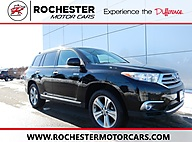 2012 Toyota Highlander Limited Rochester MN