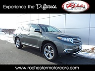 2011 Toyota Highlander Limited AWD Leather Backup Camera Bluetooth Rochester MN