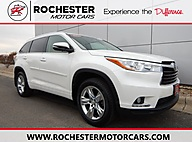 2015 Toyota Highlander Limited Rochester MN