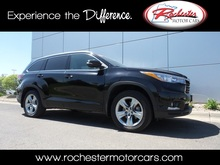 2015 Toyota Highlander Limited AWD Navigation Backup Camera Bluetooth Rochester MN